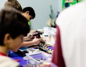 Lego Exploration, Creator Faire