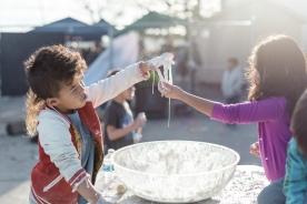 2018 Creator Faire, River Montessori
