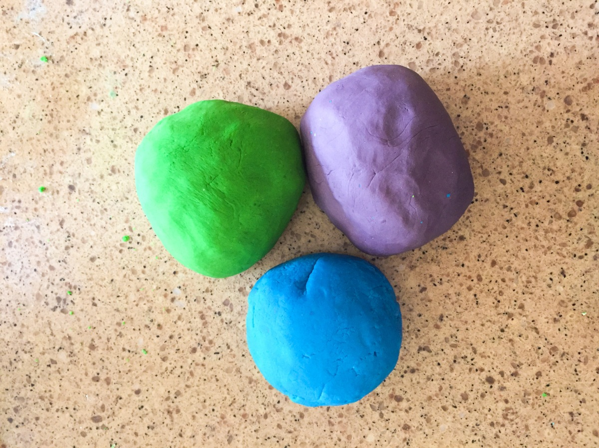 Only the BEST Play-Dough Recipe used for the Creator Faire
